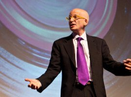 Event photos: Seth Godin [by squid11 on Flickr], CC License